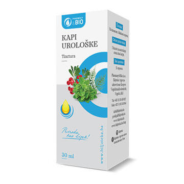 Kapi urološke 30ml